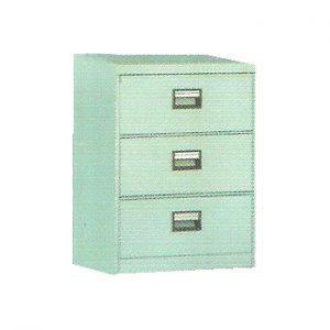Card Cabinet Alba CC-3 (3 Laci)