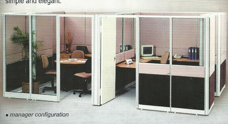 Partisi Kantor 11