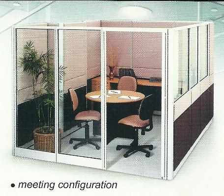 Partisi Kantor 7