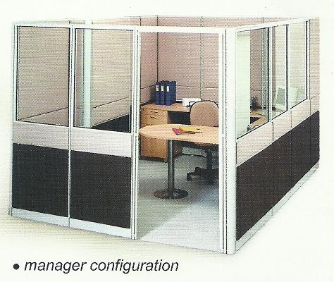 Partisi Kantor 9