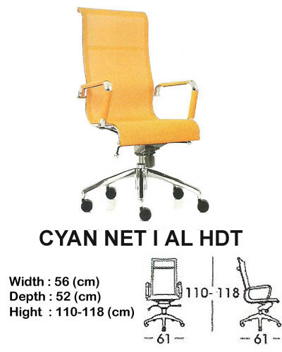 kursi director & manager indachi cyan net I al hdt