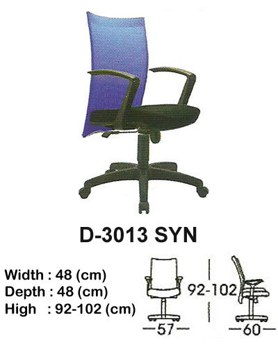 kursi director & manager indachi d- 3013 syn