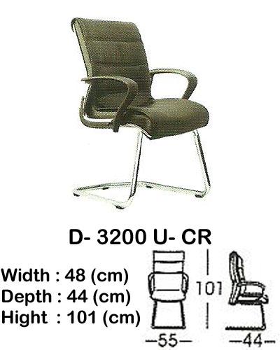 kursi director & manager indachi d- 3200 u- cr