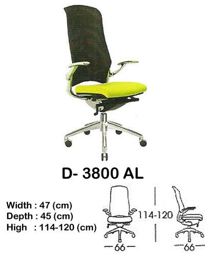 kursi director & manager indachi d- 3800 al