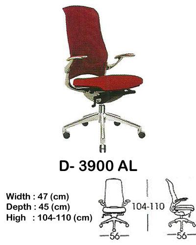 kursi director & manager indachi d- 3900 al