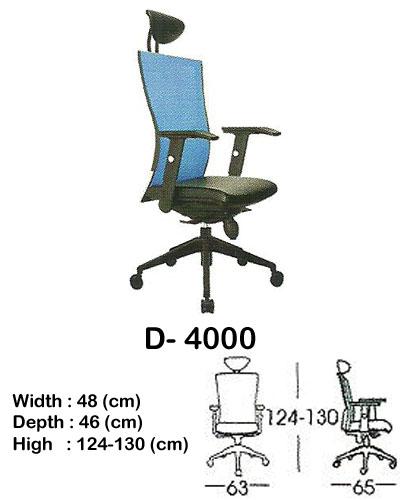 kursi director & manager indachi d- 4000