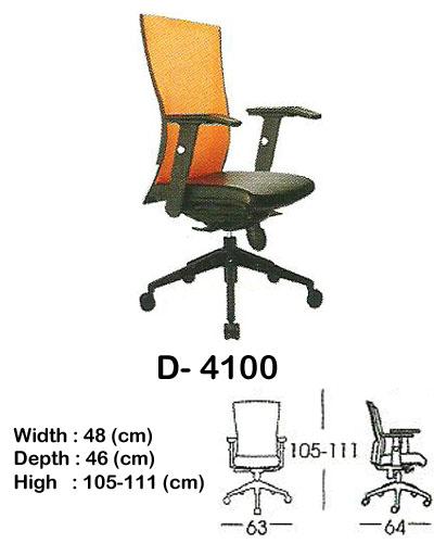 kursi director & manager indachi d- 4100