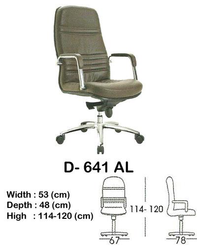 kursi director & manager indachi d- 641 al