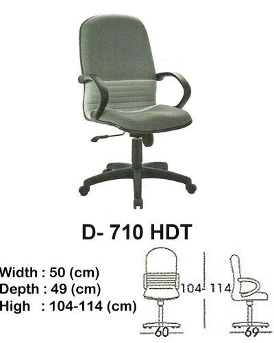 kursi director & manager indachi d- 710 hdt