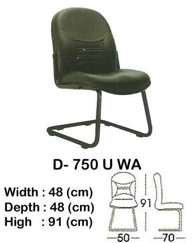 kursi director & manager indachi d- 750 u wa
