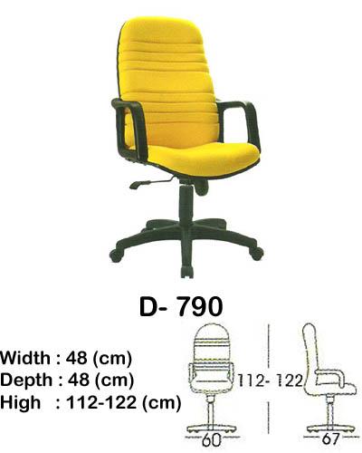 kursi director & manager indachi d- 790
