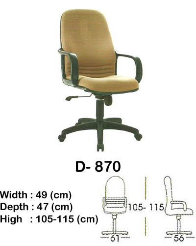 kursi director & manager indachi d- 870