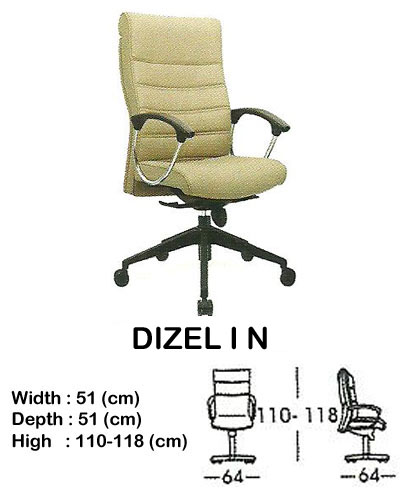 kursi director & manager indachi dizel I n