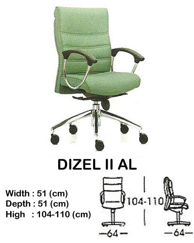 kursi director & manager indachi dizel II al
