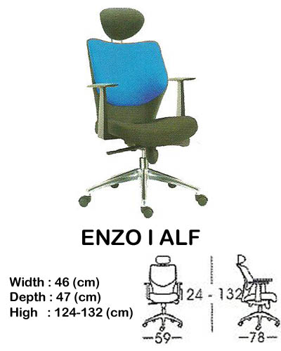 kursi director & manager indachi enzo I alf