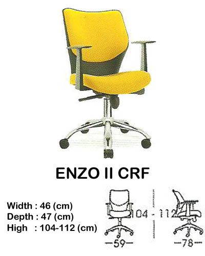 kursi director & manager indachi enzo II crf
