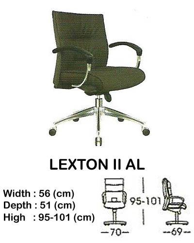 kursi director & manager indachi lexton II al