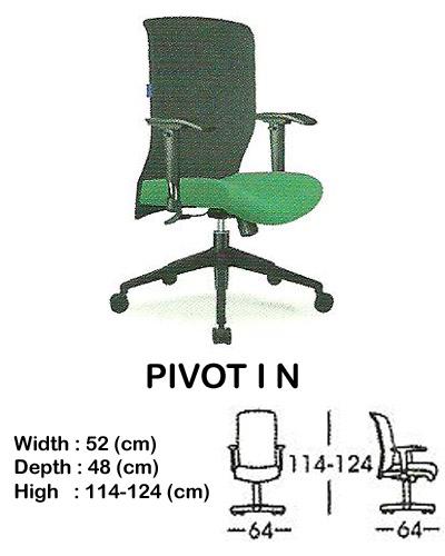 kursi director & manager indachi pivot I n