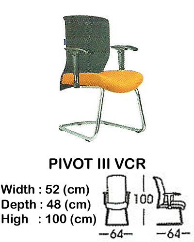 kursi director & manager indachi pivot III vcr