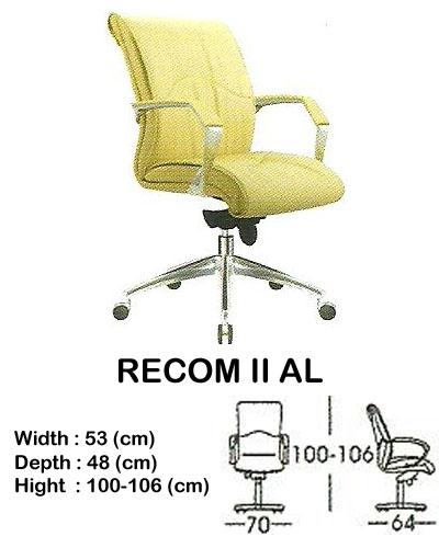 kursi director & manager indachi recom II al