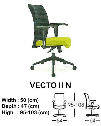 kursi director & manager indachi vecto II n