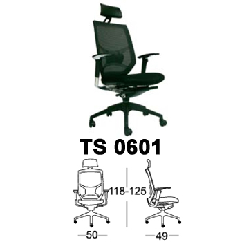 kursi direktur & manager chairman type TS 0601