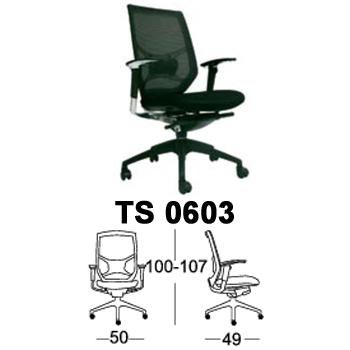 kursi direktur & manager chairman type TS 0603