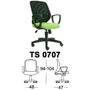 kursi direktur & manager chairman type TS 0707