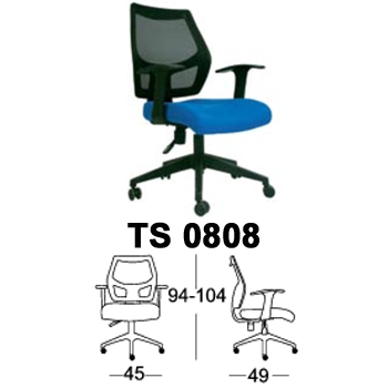 kursi direktur & manager chairman type TS 0808