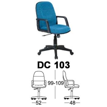 kursi direktur & manager chairman type dc 103