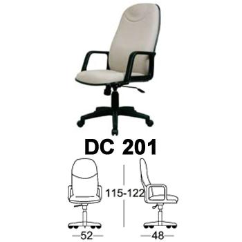 kursi direktur & manager chairman type dc 201