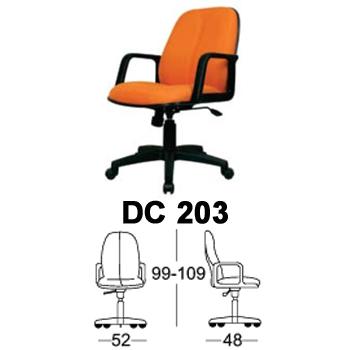 kursi direktur & manager chairman type dc 203
