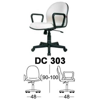 kursi direktur & manager chairman type dc 303
