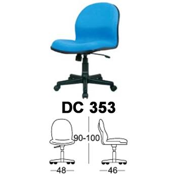 kursi direktur & manager chairman type dc 353