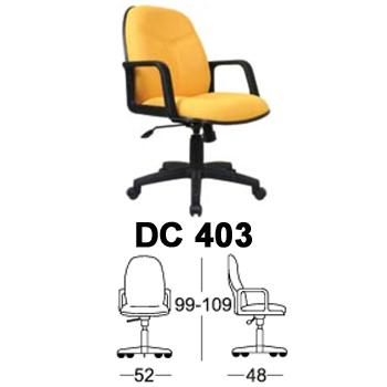 kursi direktur & manager chairman type dc 403