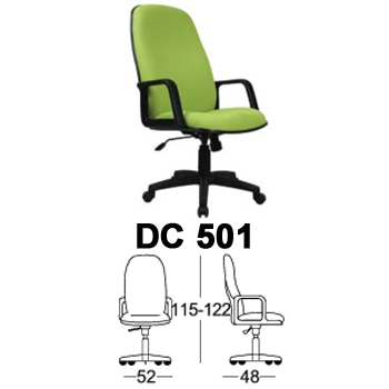 kursi direktur & manager chairman type dc 501