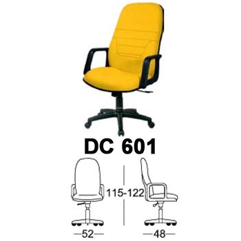 kursi direktur & manager chairman type dc 601