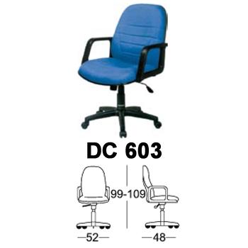 kursi direktur & manager chairman type dc 603