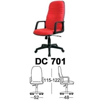 kursi direktur & manager chairman type dc 701