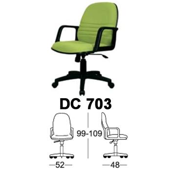 kursi direktur & manager chairman type dc 703