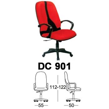 kursi direktur & manager chairman type dc 901