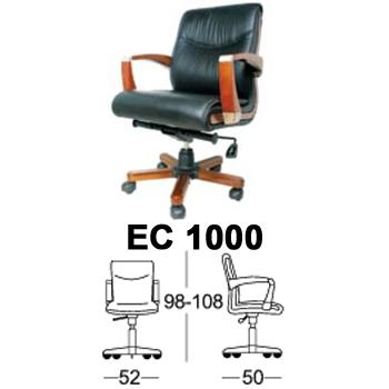 kursi direktur & manager chairman type ec 1000