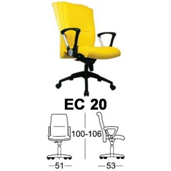kursi direktur & manager chairman type ec 20