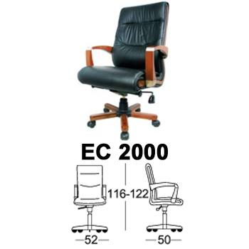 kursi direktur & manager chairman type ec 2000