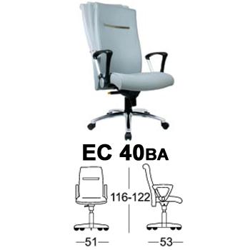 kursi direktur & manager chairman type ec 40ba