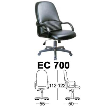 kursi direktur & manager chairman type ec 700