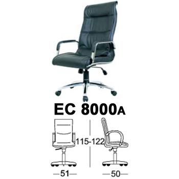 kursi direktur & manager chairman type ec 8000a