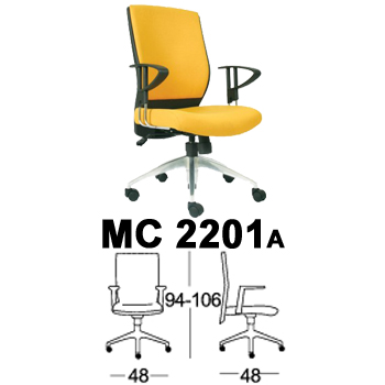 kursi direktur & manager chairman type mc 2201a