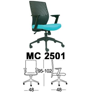 kursi direktur & manager chairman type mc 2501