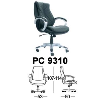 kursi direktur & manager chairman type pc 9310